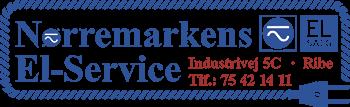 Nørremarkens Elservice Logo